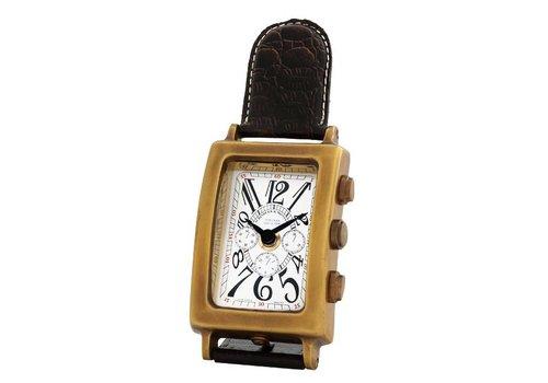 EICHHOLTZ Desk clock 'Schindler'