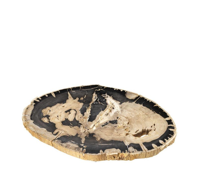 Coffee table 'Barrymore' - Dark