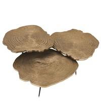 Couchtisch 'Quercus' set of 3 | 64 cm  - Copy