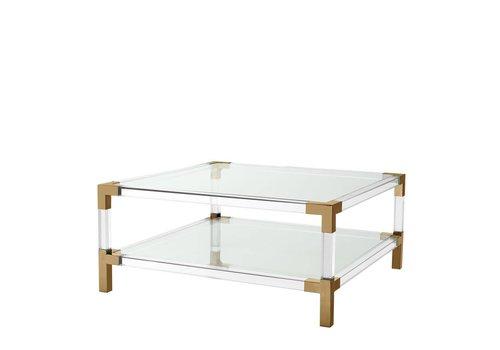 EICHHOLTZ 'Royalton' Bronze coffee table