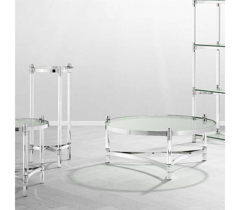 Salontafel 'Trento' - Silver