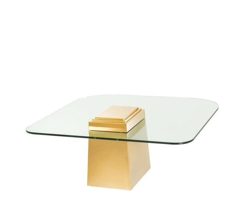 Couchtisch 'Orient' 44 cm Gold