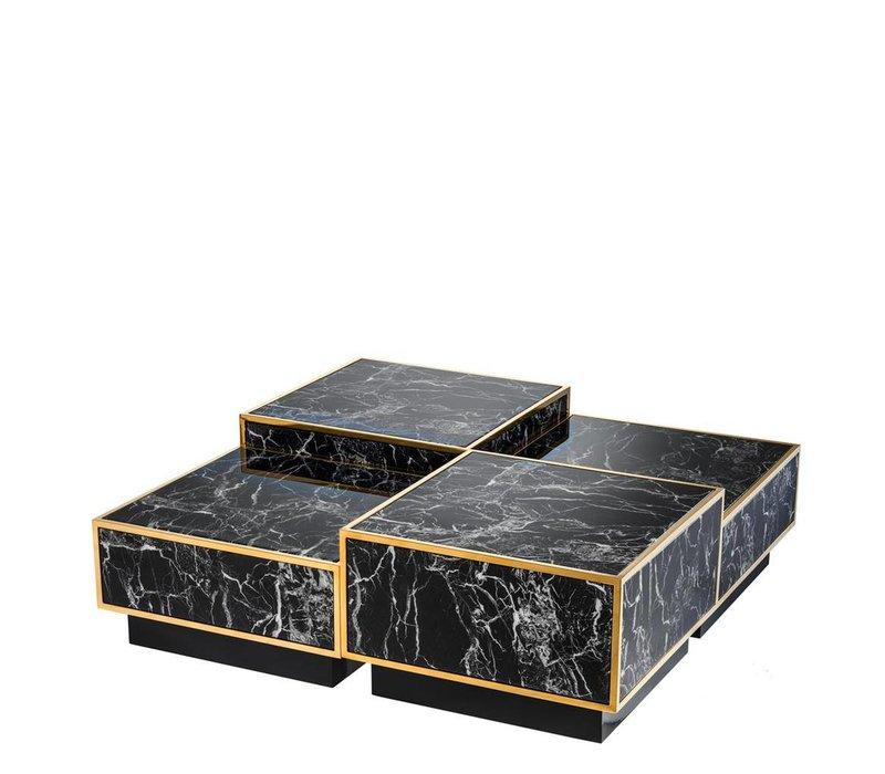 Salontafel 'Concordia' set of 4 | 32 cm