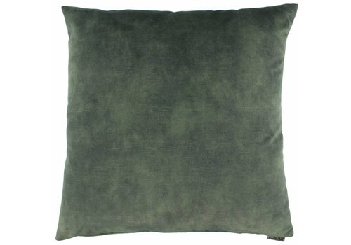 CLAUDI Cushion Adona Grey Mint