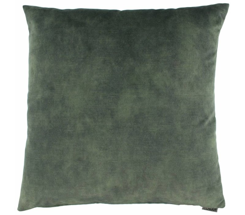 Cushion Adona in color Grey Mint