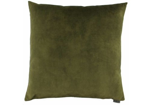 CLAUDI Chique Cushion Adona Moss