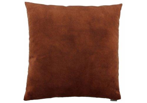 CLAUDI Cushion Adona Rust