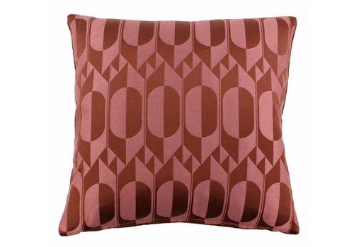 CLAUDI Cushion Midde Ash Rose