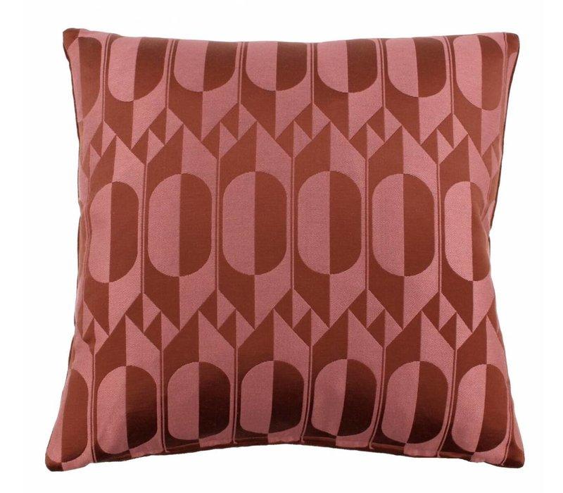 Cushion Midde Ash Rose