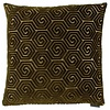 CLAUDI Cushion Lucie in color Dark Gold
