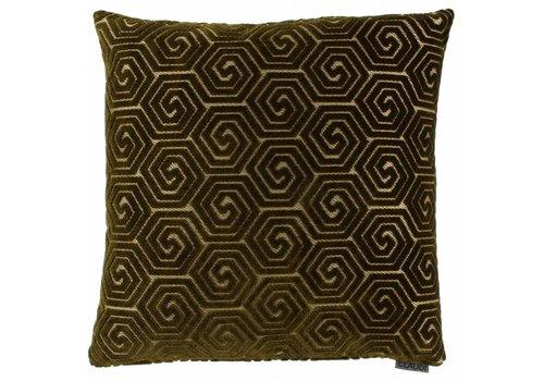 CLAUDI Chique Cushion Lucie Dark Gold