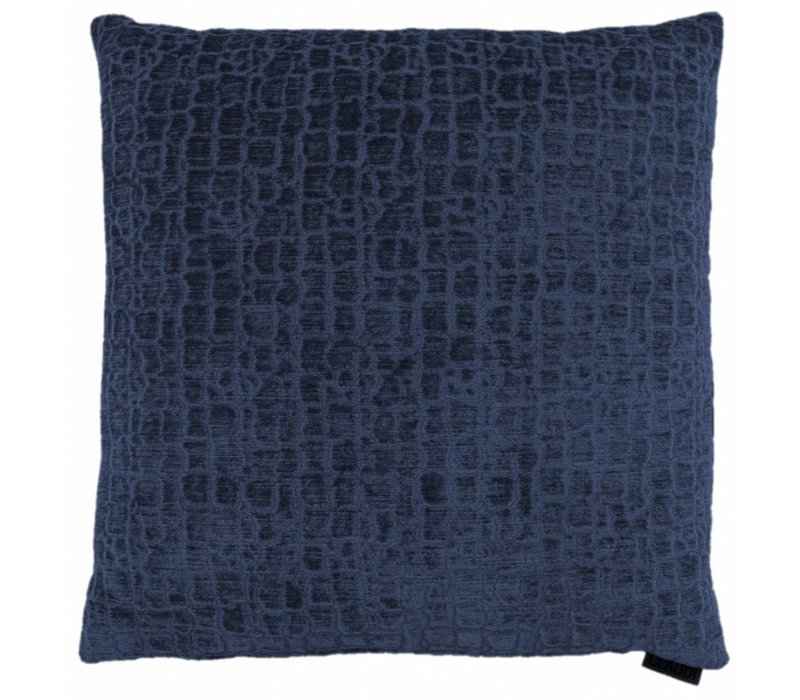 Cushion Liliano in color Denim