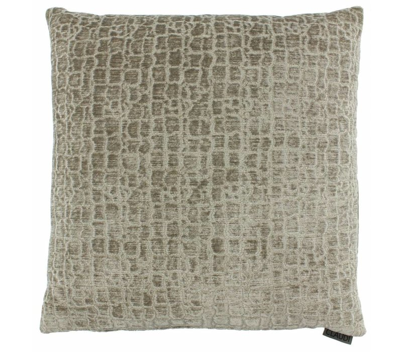 Cushion Liliano in color Sand