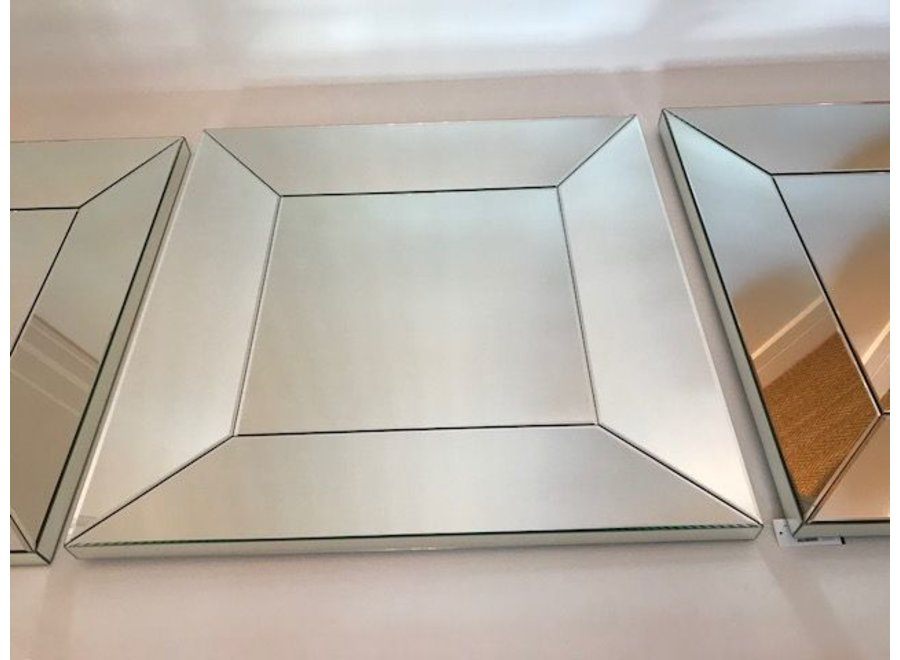 Vierkante spiegel 100x100 cm Domenico