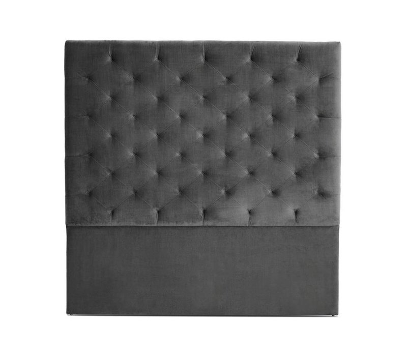 Headboard 'Cesare' Granite Grey