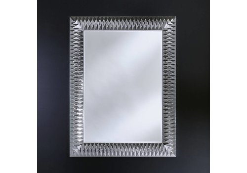 Deknudt large mirror - silver - Copy