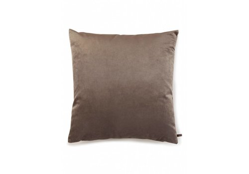 CLAUDI Cushion  Kingham Grey 55x55cm