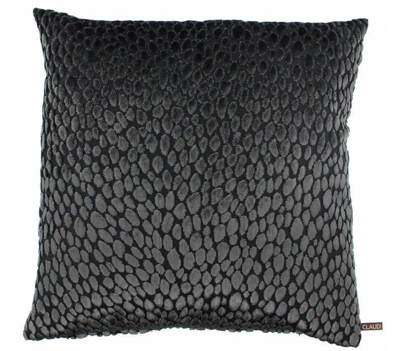 Cushion Speranza in color Dark Taupe