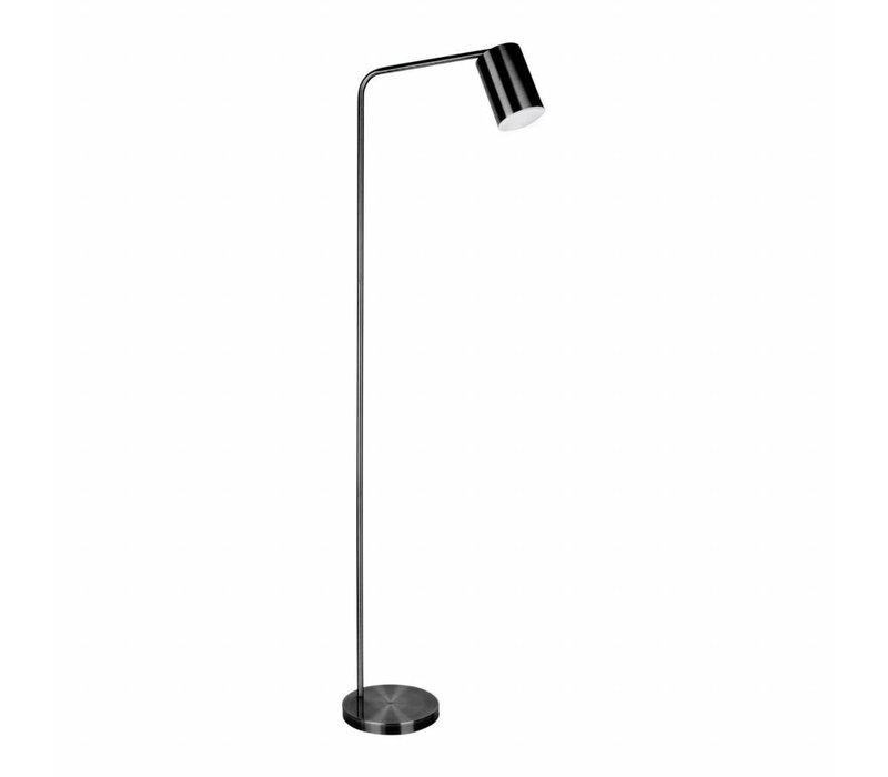 Die Stehlampe 'Black' hat ein elegantes Design