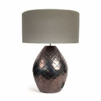 Table lamp 'Ceramic' Bronze