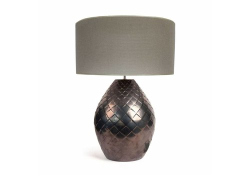 Dome Deco Table lamp 'Ceramic' Bronze