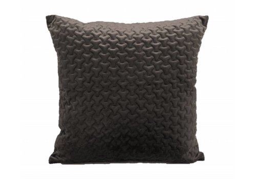 Dome Deco Cushion Ernst Brown