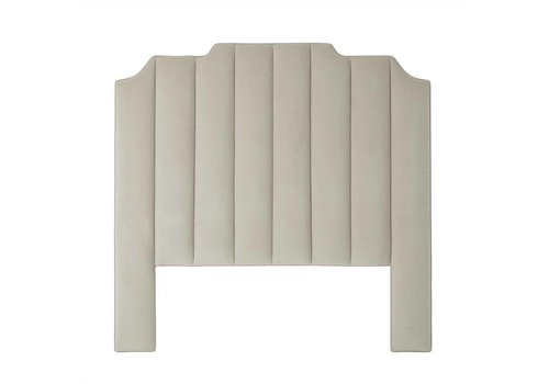 Eichholtz Headboard 'Holborn' Pebble grey
