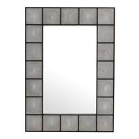 Moderne spiegel  'Shagreen'
