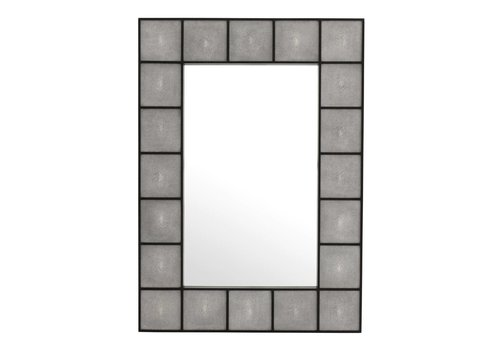 Eichholtz Moderner Spiegel  'Shagreen'