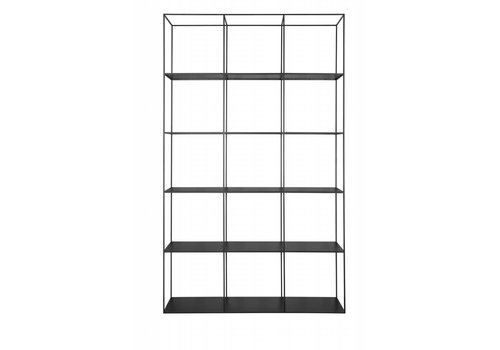 Dome Deco Manifest Rack 'Black' XL