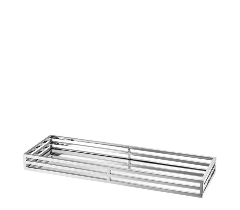 Tray 'Ersa' 60 x 20 x 5,5 (h) cm