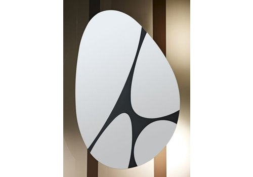 Deknudt Oval mirror
