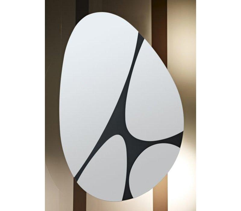 Ovale spiegel 'Pebbles' 83x125 cm