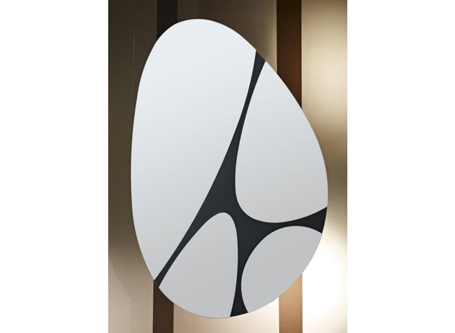 Ovale spiegel 'Pebbles'