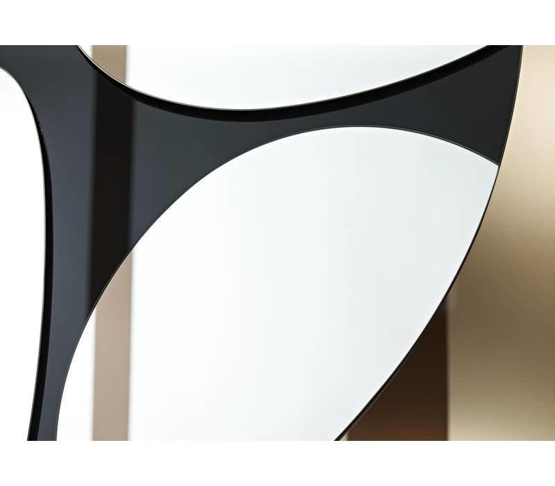 "Oval mirror ""Pebbles"" 83x125 cm"