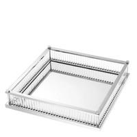Tray 'Cora' Square 39,5 x 39,5 x 9 cm (h)