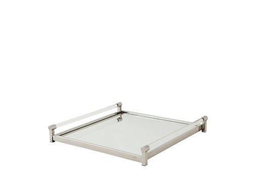 EICHHOLTZ Tray 'French Style' 50 x 50 x 7,5 cm (h)