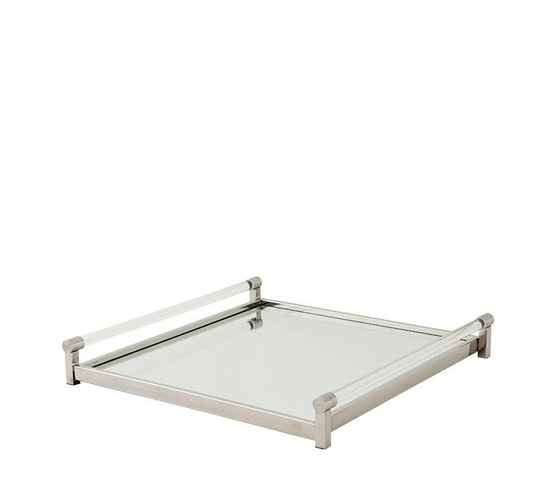 Tray 'French Style' 50 x 50 x 7,5 cm (h)