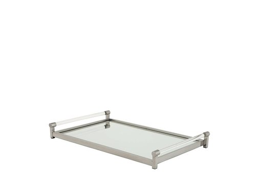 EICHHOLTZ Tray 'French Style' 50 x 50 x 7,5 cm (h) - Copy