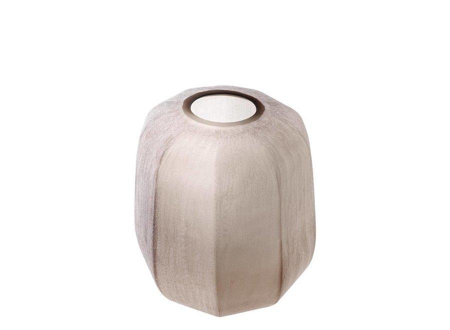 Vase 'Avance' S Sand