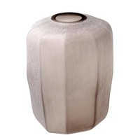 Vase 'Avance' L Sand ø 33 x 42 cm (h)