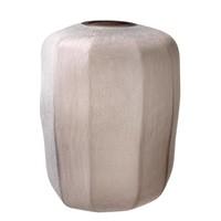 'Avance' Vase L Sand ø 33 x 42 cm (h)