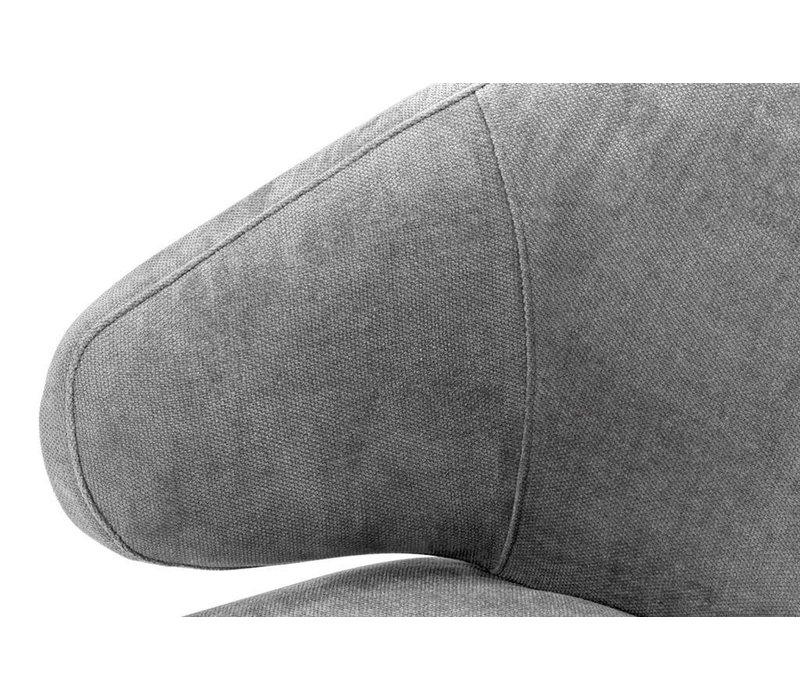 Esszimmerstuhl  'Cardinale' Grey