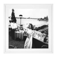 Print Vogue 1956 II, black/white