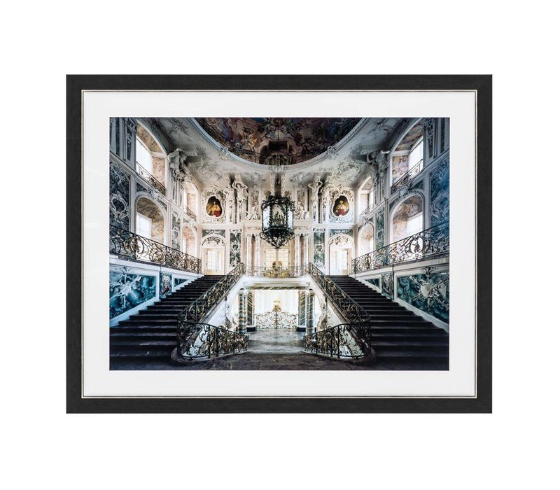 Print Baroque Grand Staircase