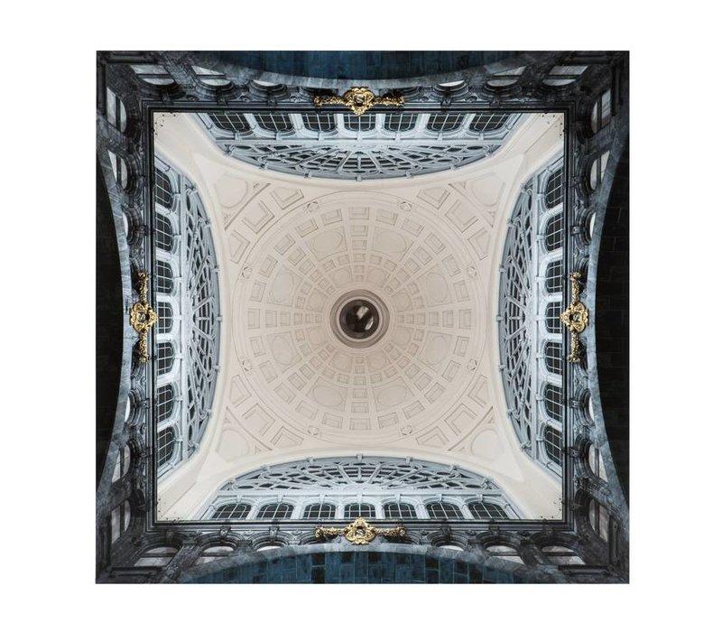 Print Central Station I, 3D effect