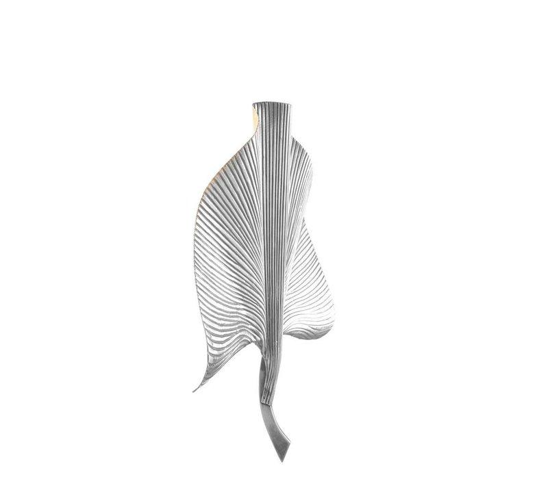 Wall Lamp Las Palmas, silver