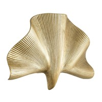 Wall Lamp Olivier Single, polished brass
