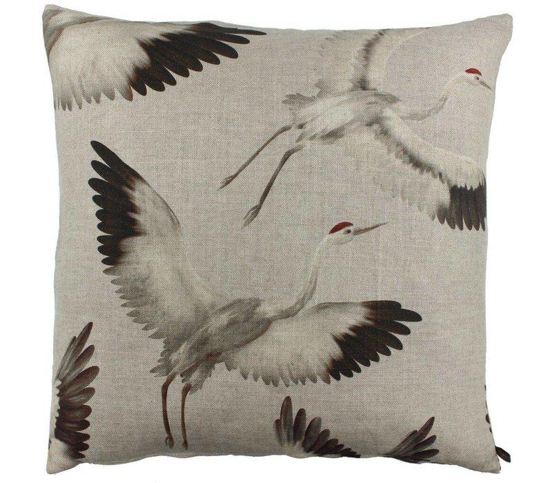 Cushion Aza Off White