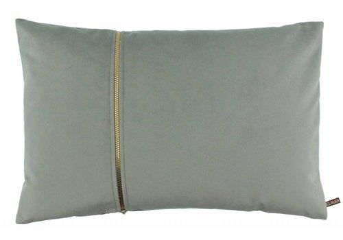 CLAUDI Cushion Rosana Celadon